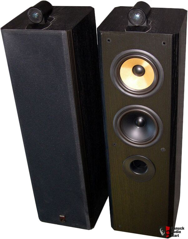 b w matrix 804 speakers photo 1082406 canuck audio mart. Black Bedroom Furniture Sets. Home Design Ideas