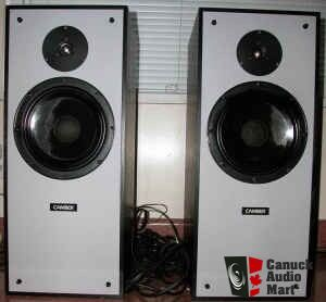 Camber Laser 7 Speakers Photo 108988 Canuck Audio Mart