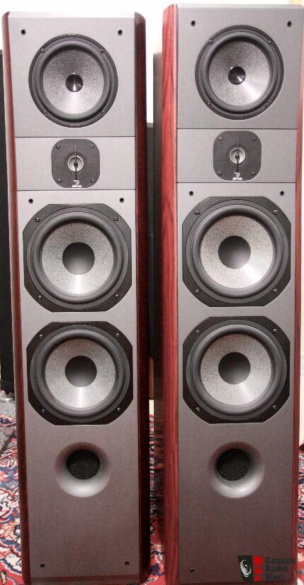 A pair of Focal JM LAB ELECTRA 936, FULL RANGe Speakers ...