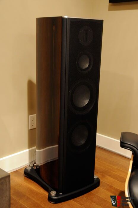 Speakers Monitor Audio PL 300