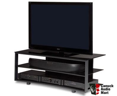 bdi vexa 9239 tv stand for sale photo 1105742 canuck audio mart. Black Bedroom Furniture Sets. Home Design Ideas