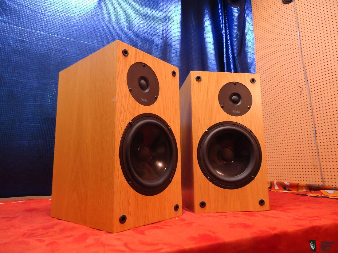 Factory Matched Pair Proac Tablette 2000 Speakers