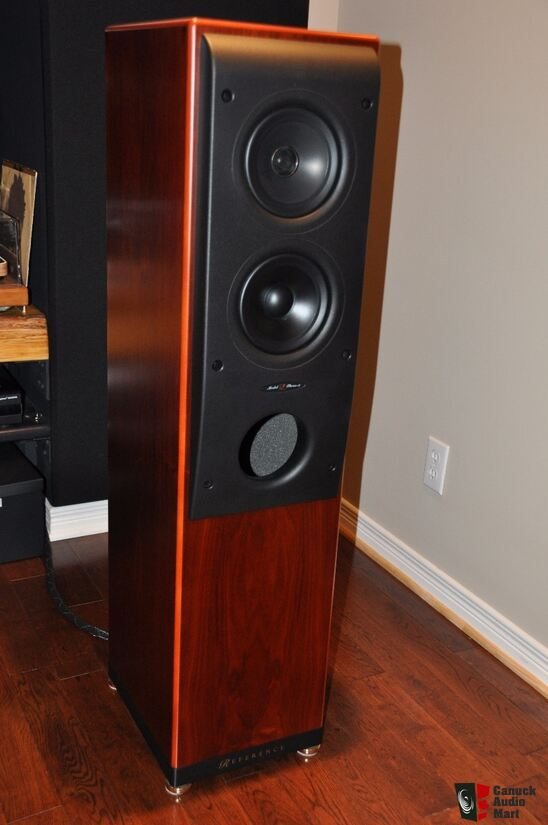 Kef Reference Series Model Three Two Photo 1107847