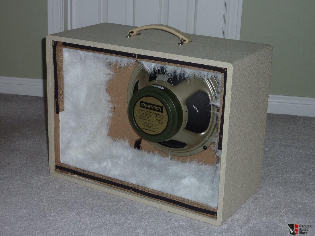 Guitar Amp - VOX AC4TV head & V112TV Speaker Cab Photo #1114525 ...