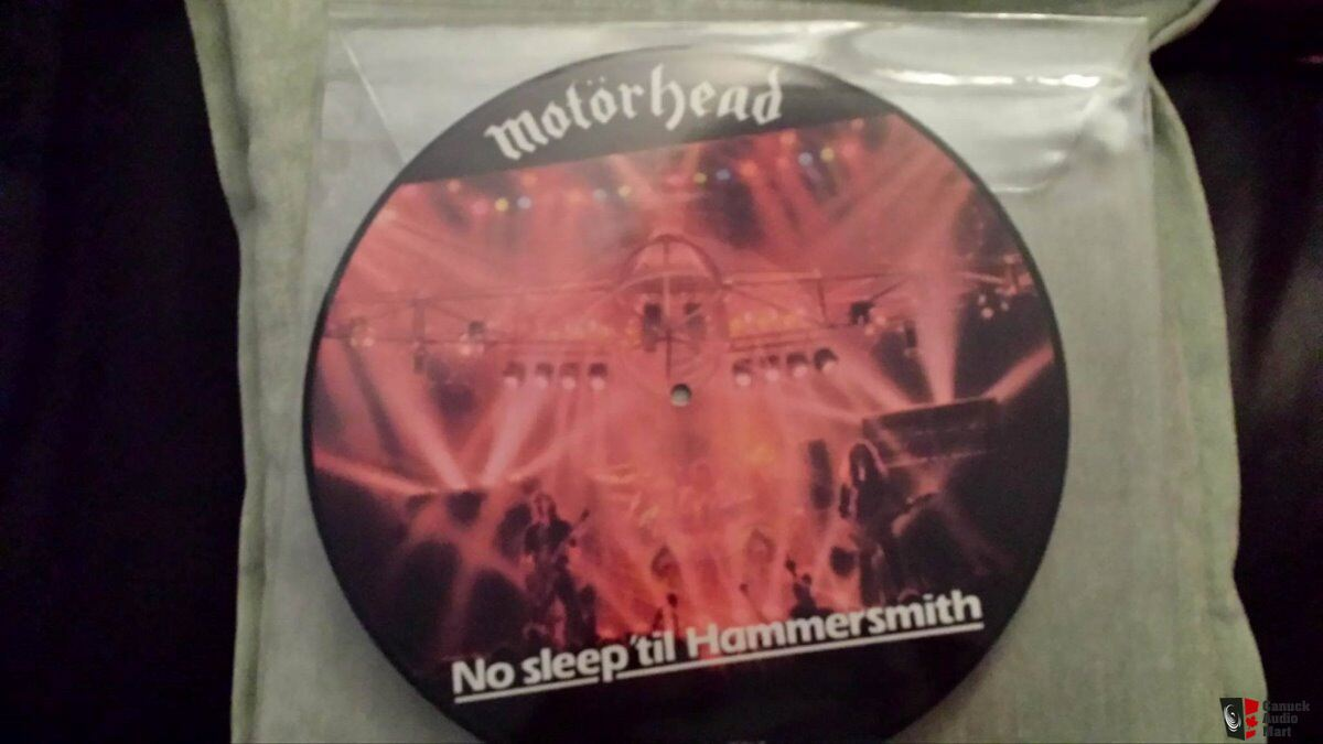 Motorhead Live At Hammersmith Vinyl ! New! Photo #1136443