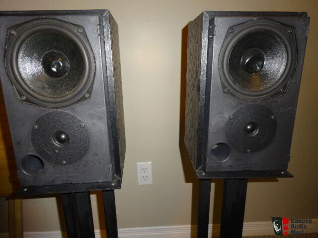 Mission 760 Monitors With Stands