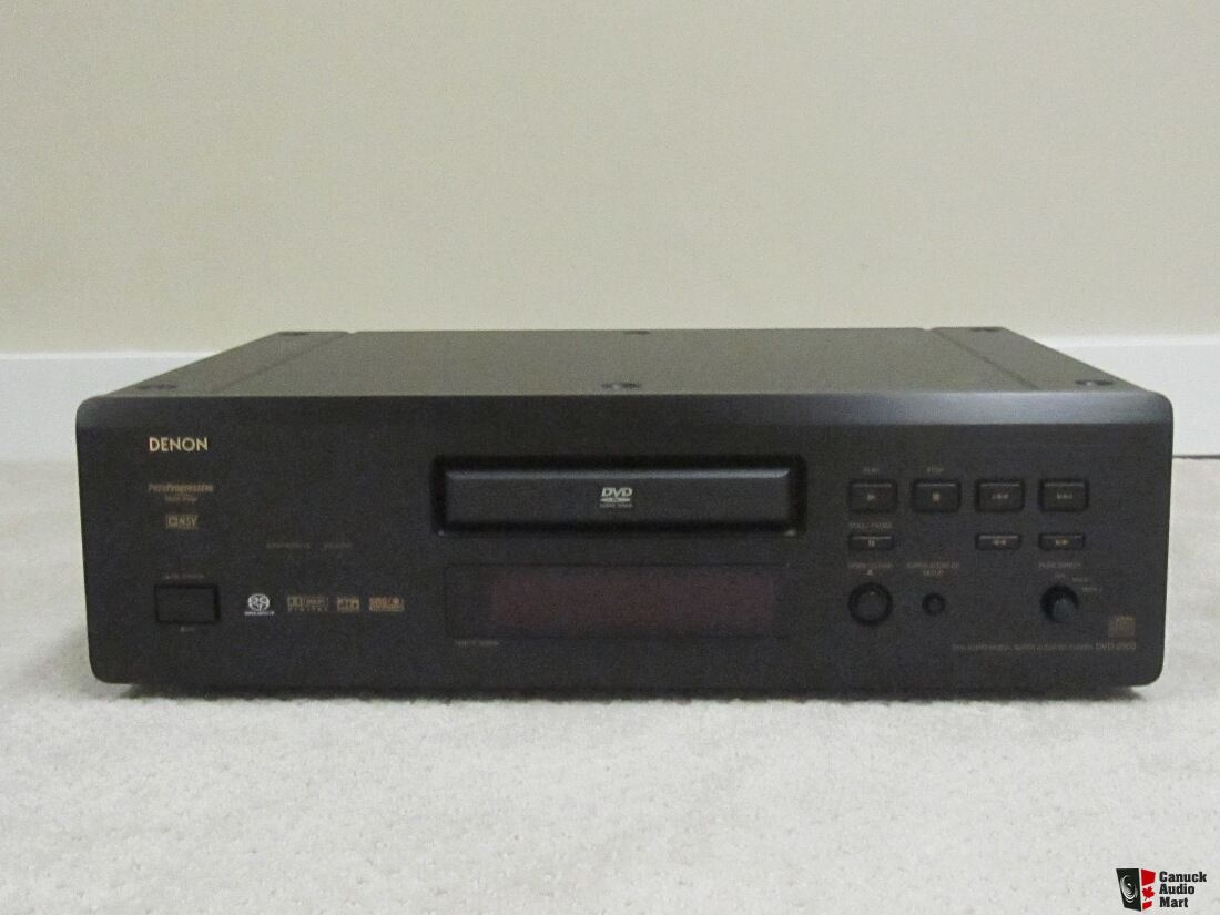 FINAL REDUCTION Denon DVD Player DVD-2900