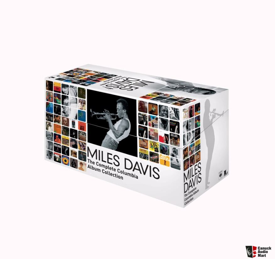 Miles Davis - Complete Columbia Album Recordings