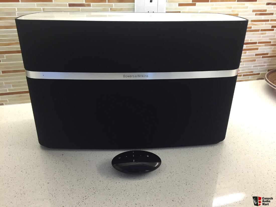 B&W Bowers & Wilkins A7 Airplay Speaker Photo #1163263 ...