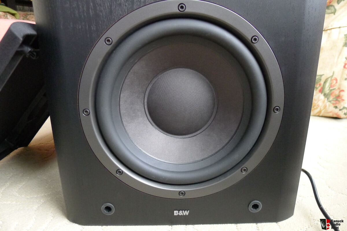 bowers wilkins asw 600 subwoofer price reduced photo. Black Bedroom Furniture Sets. Home Design Ideas