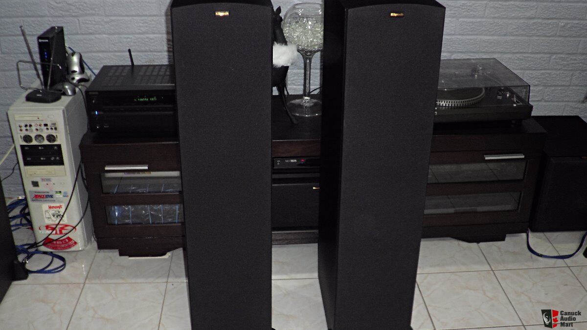 audiogurus klipsch ii rf floors system floor store speakers