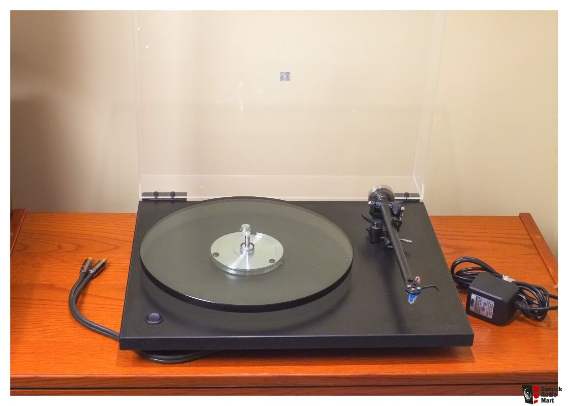 Rega P3-24 Turntable with Groove Tracer Sub PLatter ...