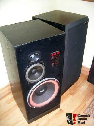 Cerwin Vega 300se Speakers Photo 119175 Canuck Audio Mart