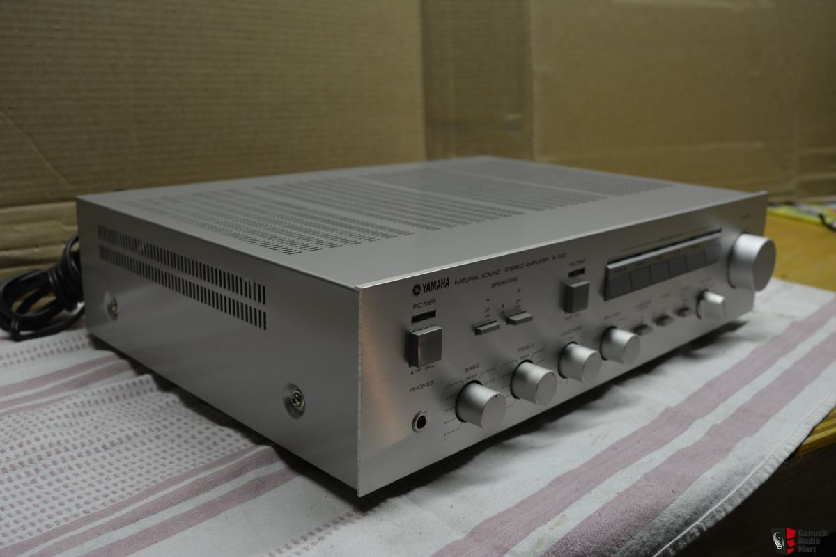 yamaha a 500 stereo amplifier photo 1192827 canuck