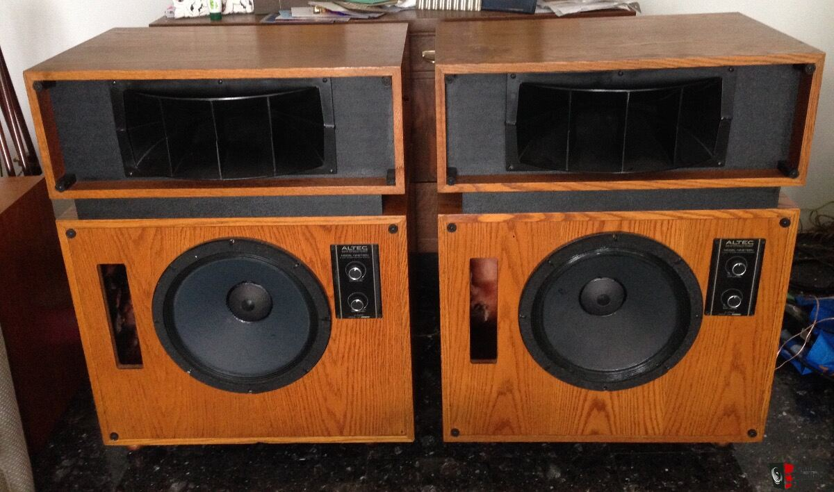 Awesome Sounding Altec 19 Nineteen Speakers Photo #1194058