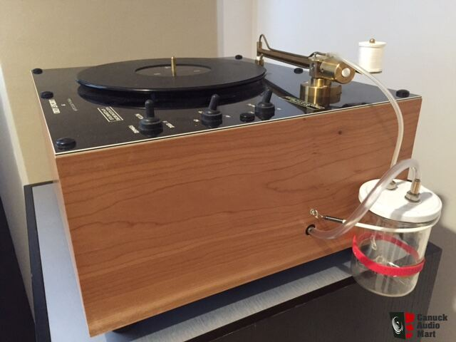 loricraft record cleaning machine