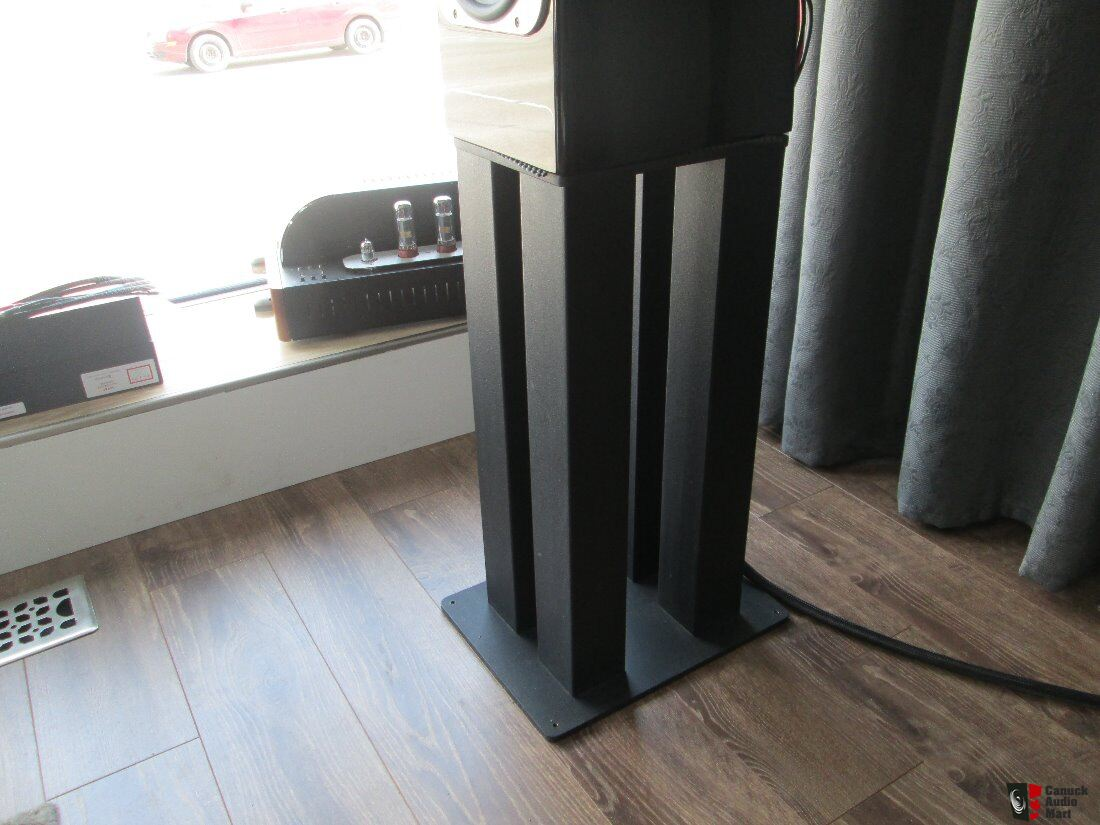 Totem t4l speaker stands photo 1214402 us audio mart for Totem stand