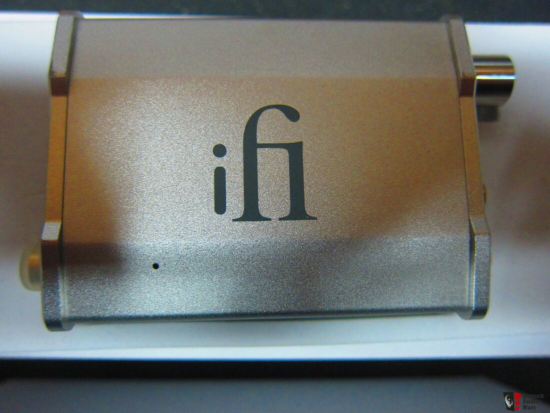 Ifi Nano Dac Photo 1237766 Canuck Audio Mart