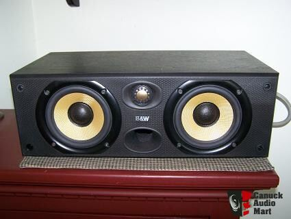 B Amp W Dm110 Speakers And Stands Photo 125473 Canuck Audio