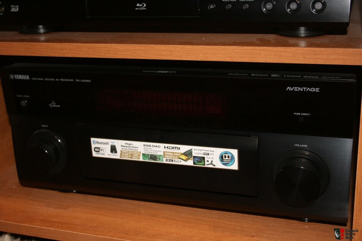 yamaha aventage rx a3050 photo 1255730 canuck audio mart