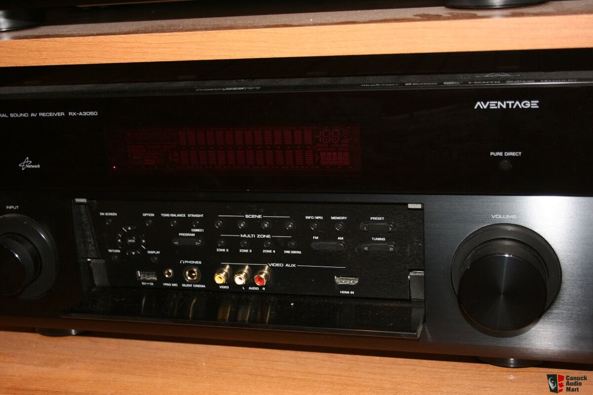 yamaha aventage rx a3050 photo 1255734 canuck audio mart