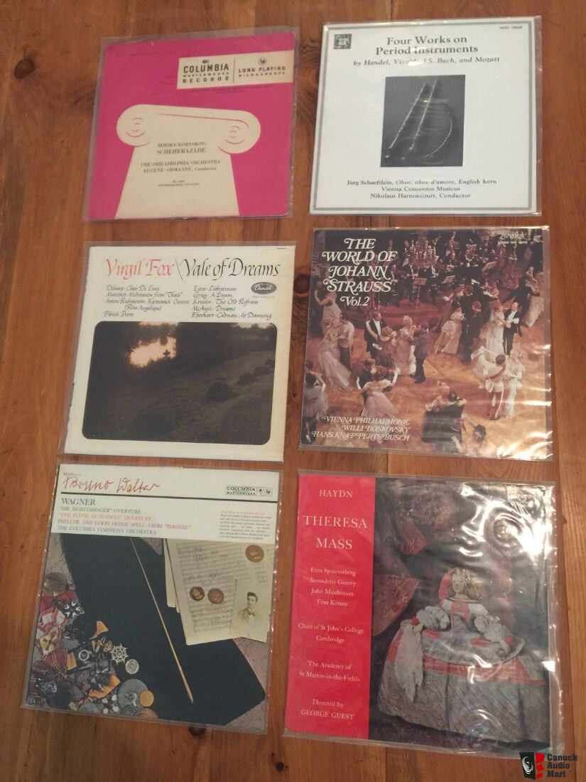 We Buy & Sell Classical Records Wanted Cash Paid for