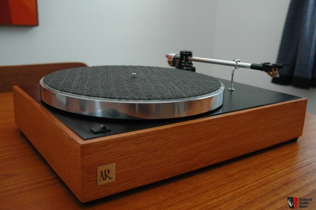 Ar Xa Turntable With Decca International Arm Photo 128822