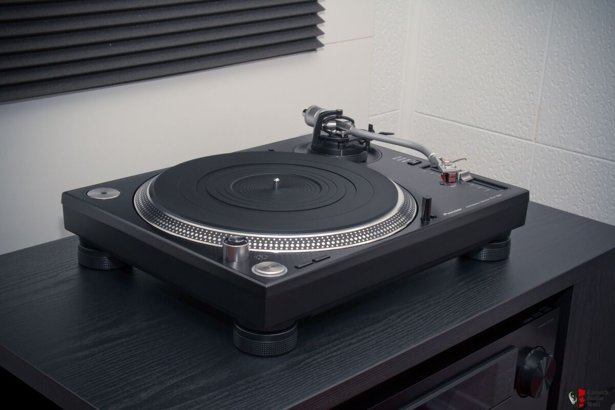 pioneer plx 1000 direct drive turntable as new in box photo 1290906 canuck audio mart. Black Bedroom Furniture Sets. Home Design Ideas