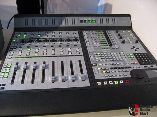 Digidesign Procontrol Mc100 8 Motorized Fader Surface