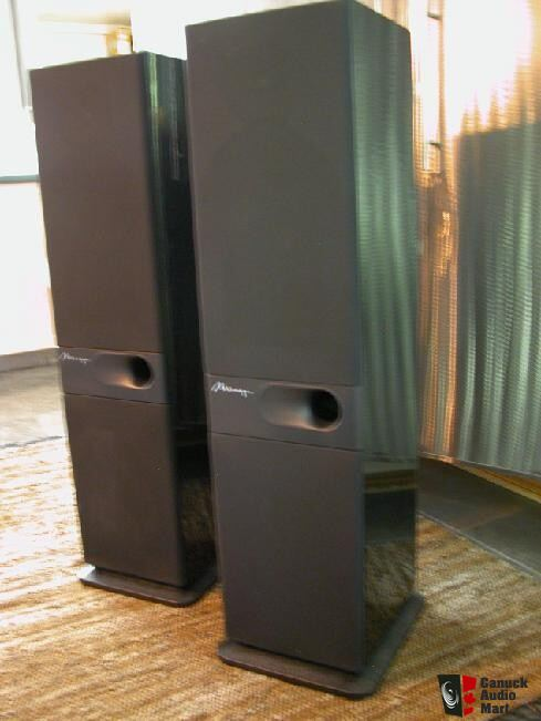 B&W MATRIX 804 SPEAKERS - Revised