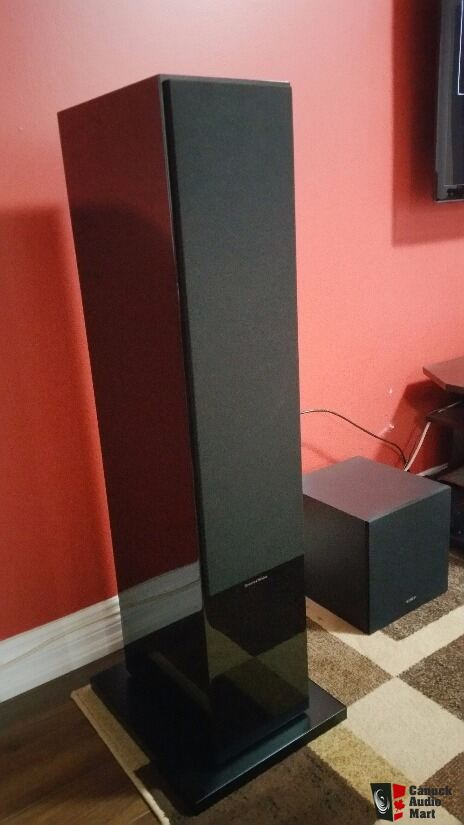 B & W CM9 Bowers and Wilkins Speakers Photo #1302035 ...