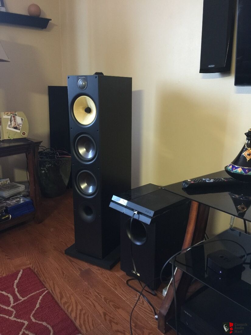bowers wilkins 683 s2 mint condition photo 1309553 canuck audio mart. Black Bedroom Furniture Sets. Home Design Ideas