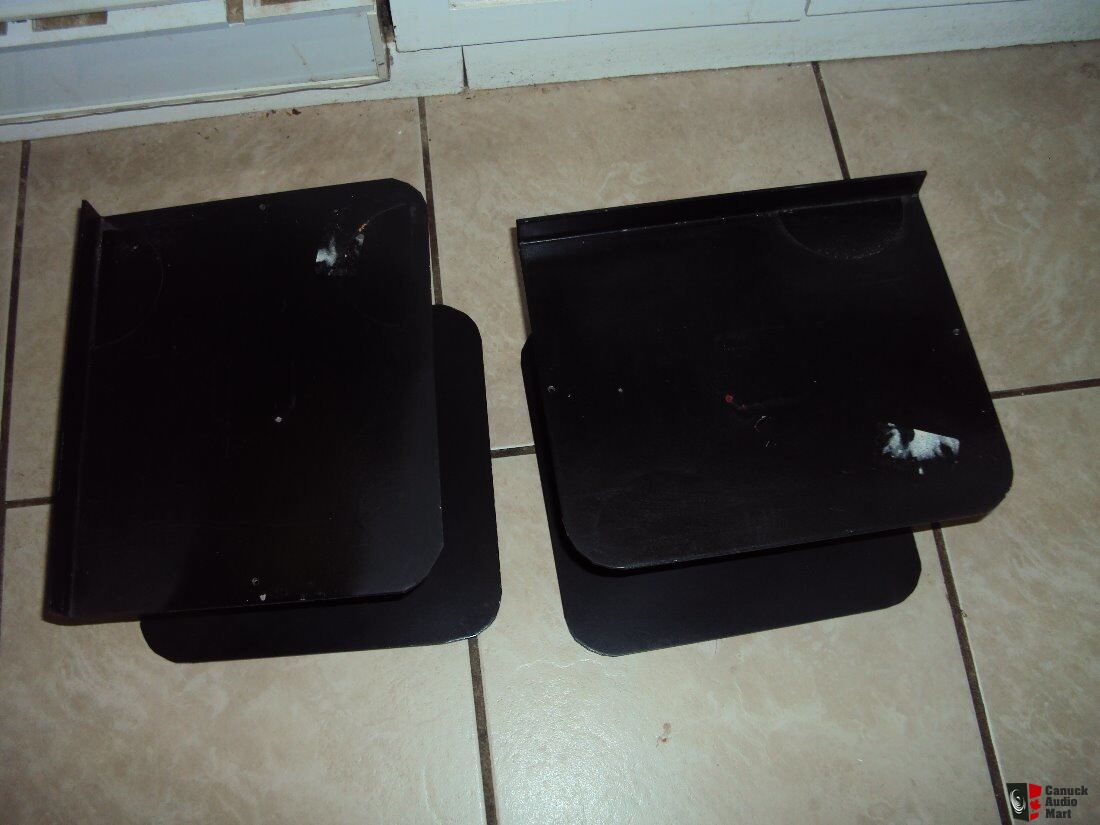 Speaker Stands Used On Klipsch Heresy Heavy Duty