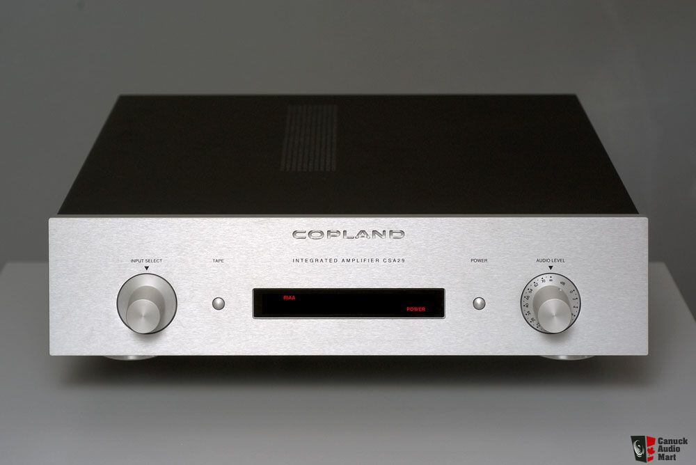 Copeland Csa29 Integrated Amplifier Near Mint Photo