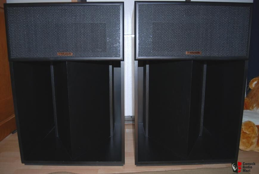klipsch la scala photo 135461 canuck audio mart. Black Bedroom Furniture Sets. Home Design Ideas