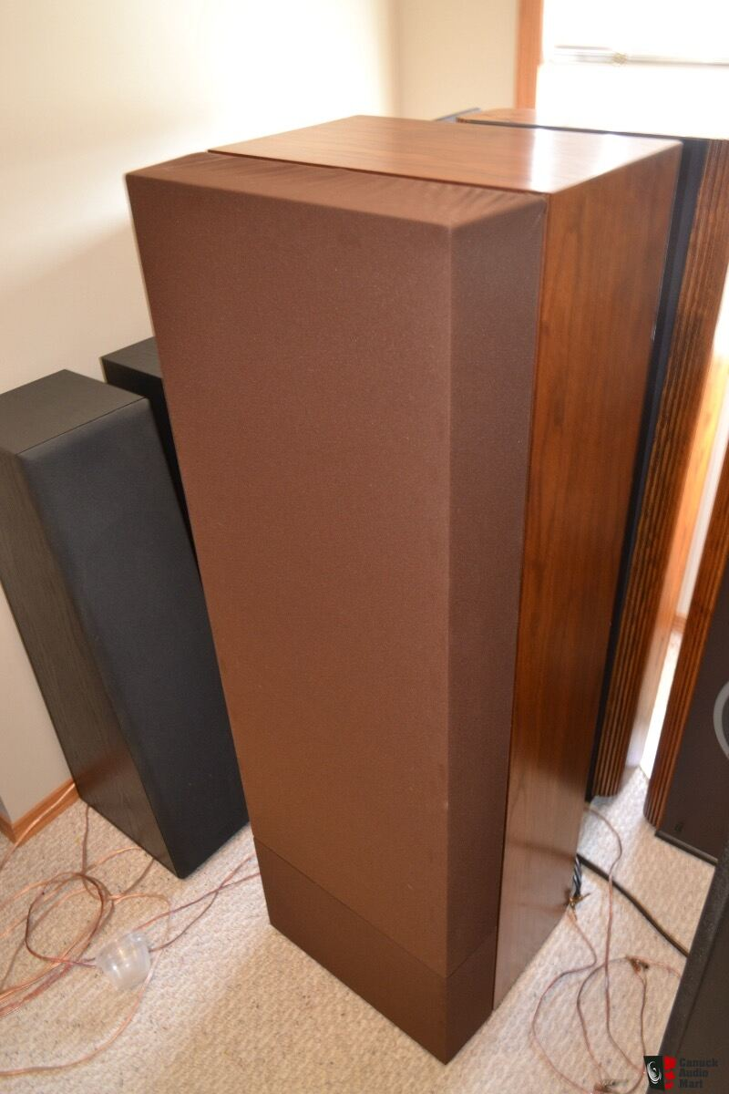 Acoustic Research Ar9ls Tower Speakers Photo 1370737