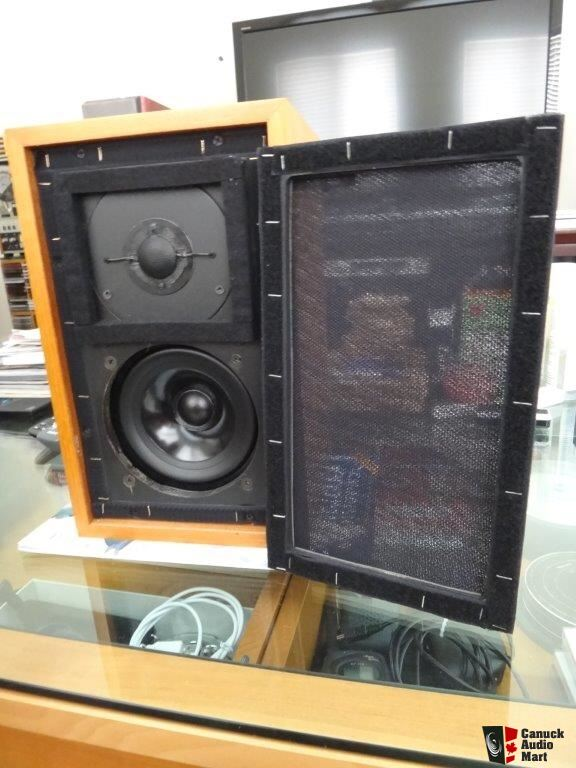 Speaker Ohm Matching To Amp : A pair of legendary matching rogers ls ohm version