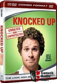 HD DVD Knocked Up 2007
