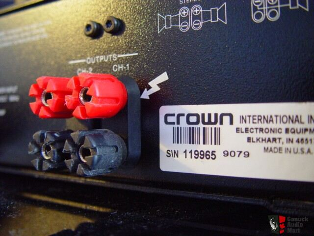 crown k2 owners manual  950 shipped anywhere in canada photo 139513 canuck audio mart pass labs xono service manual pass labs d1 service manual