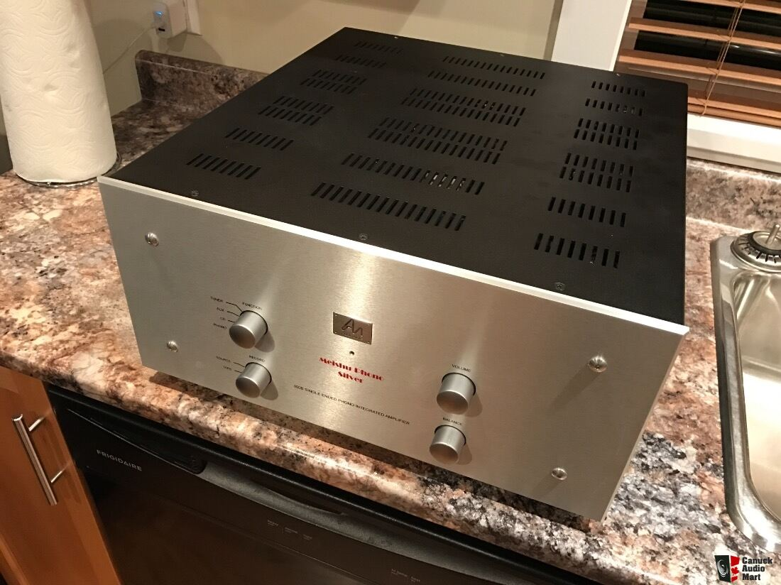 Audio Note Meishu Silver Phono 300B - SOLD Photo #1407836