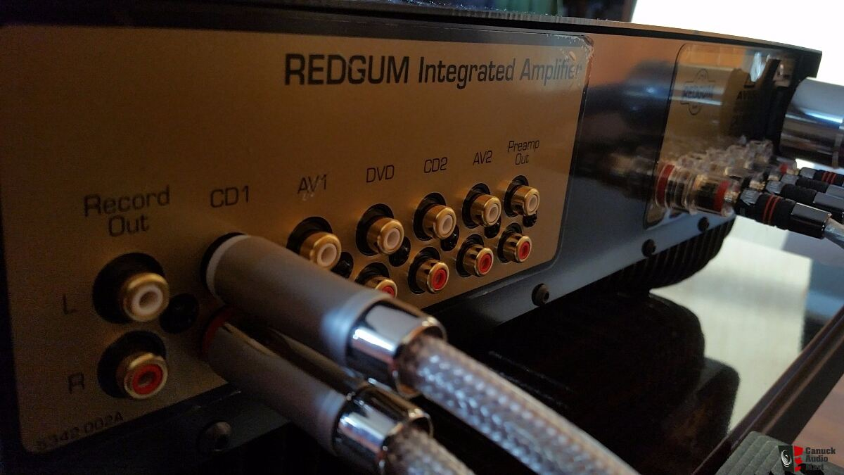 Redgum Rgi120enr integrated