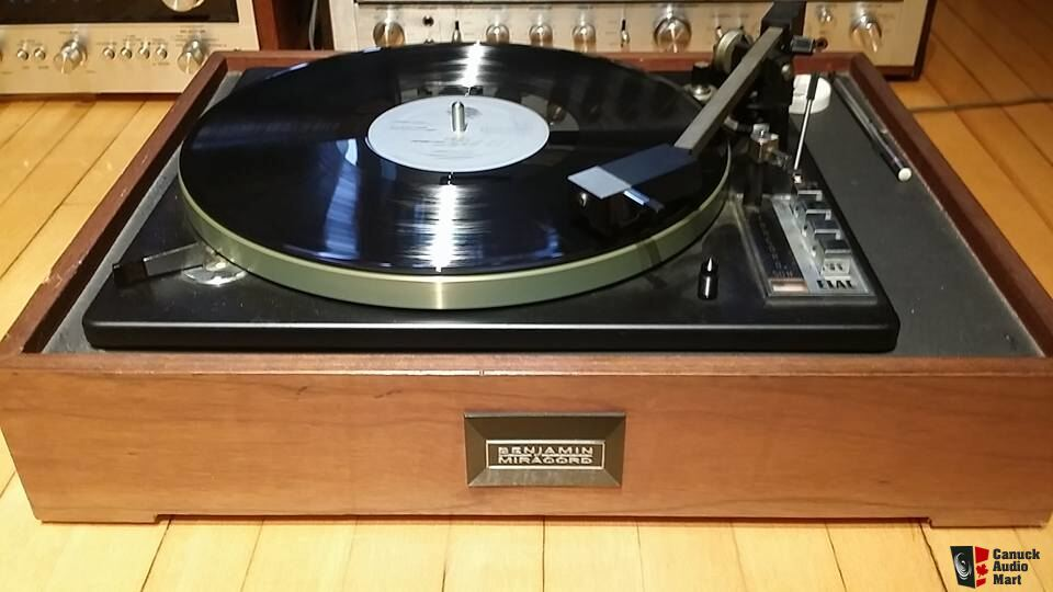 table tournante elac 50h turntable photo 1421181 canuck On table tournante