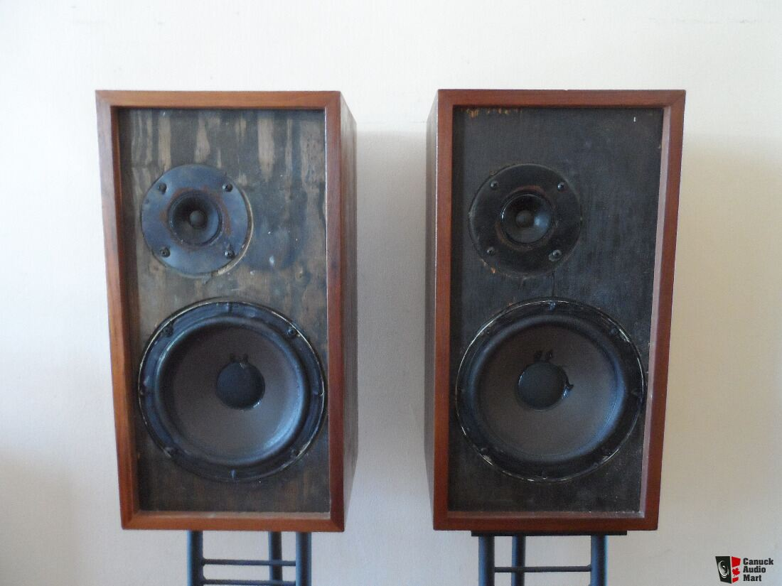 Acoustic Research Studio Monitor : Acoustic research ar speakers photo canuck