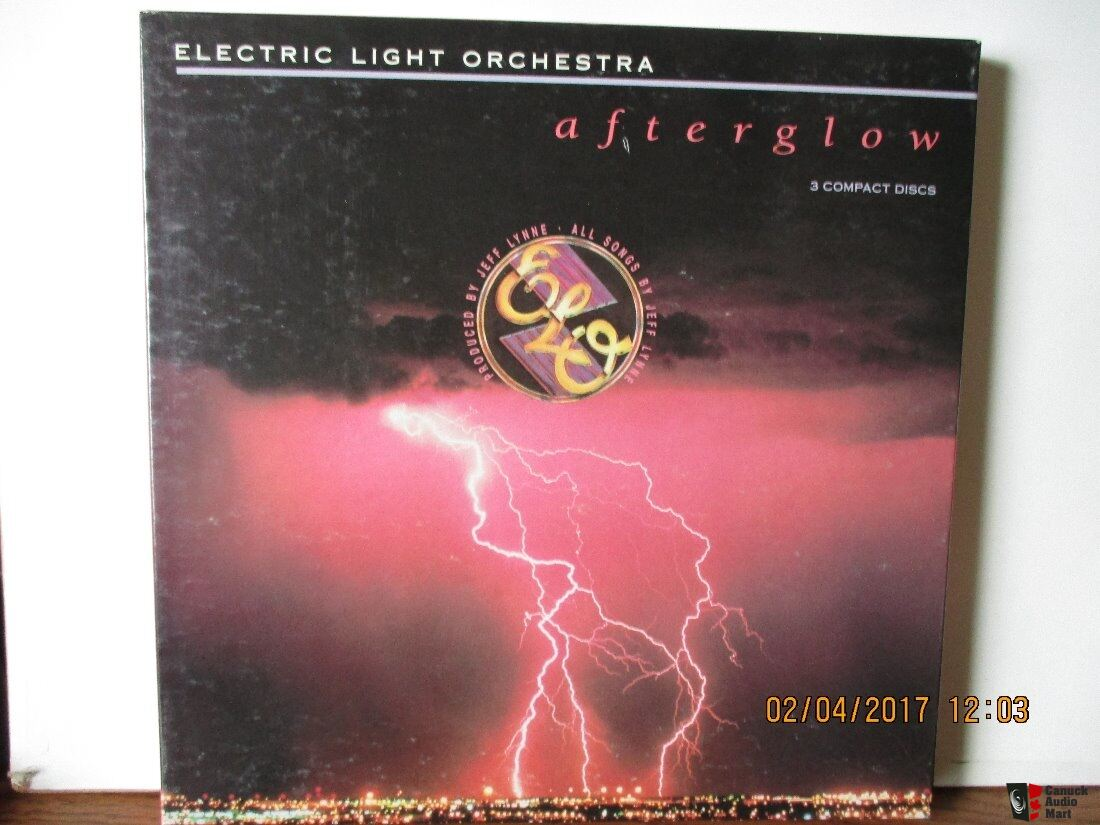 Electric Light Orchestra CD Box Set