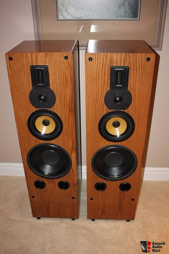 Legacy Audio Classic Speakers For Trade Full Range Photo