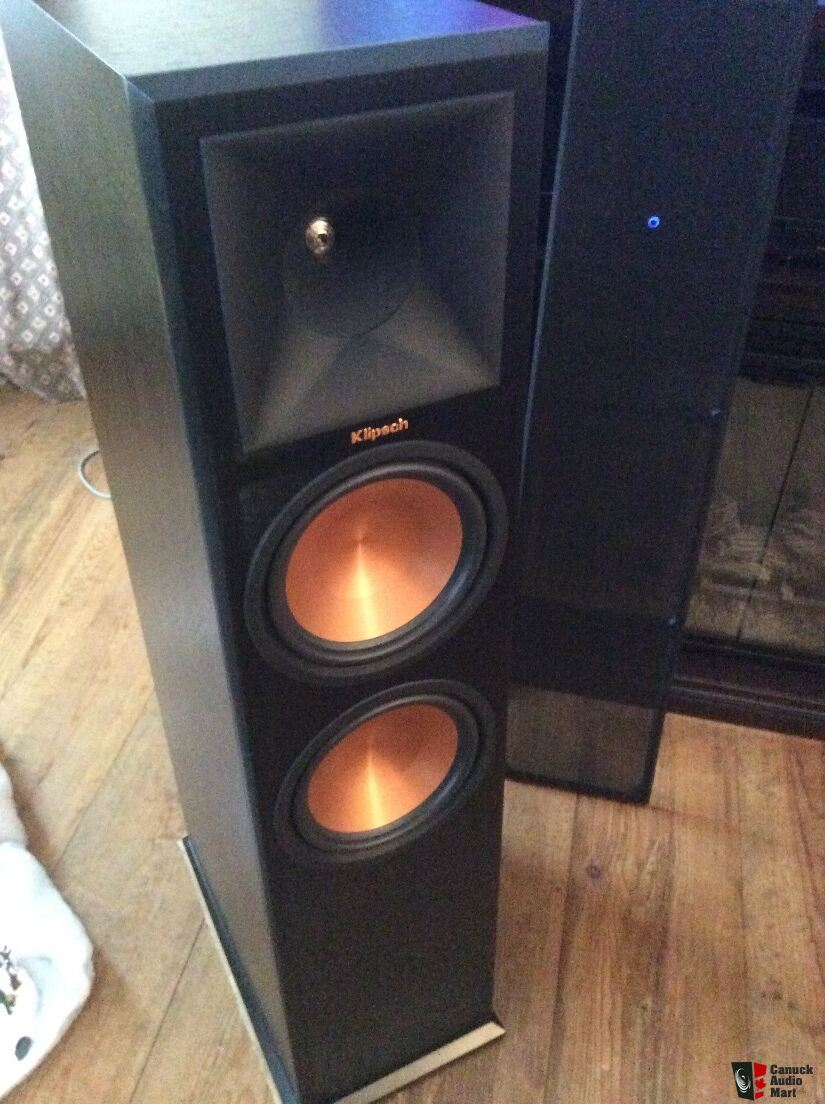 klipsch rp 280f floorstanding speaker audiogurus klipsch rp 280f floor standing speakers photo 1461318 279