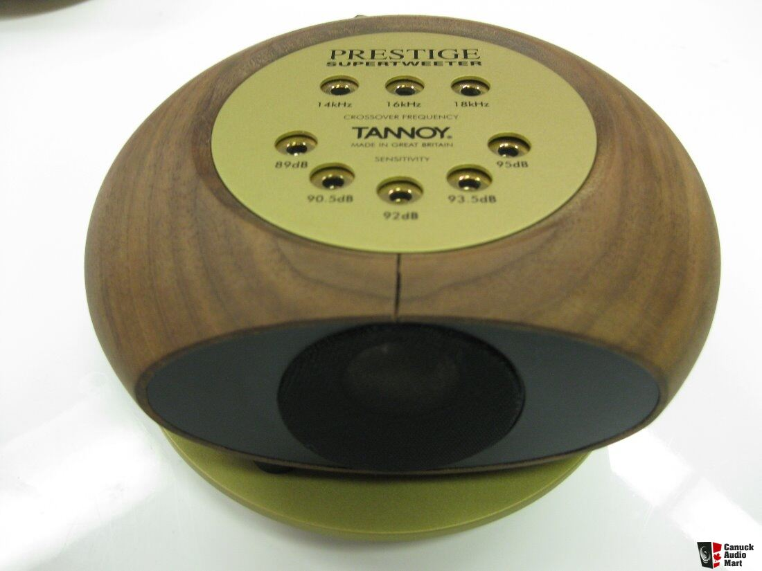 tannoy st200 super tweeters photo 1478918 us audio mart. Black Bedroom Furniture Sets. Home Design Ideas
