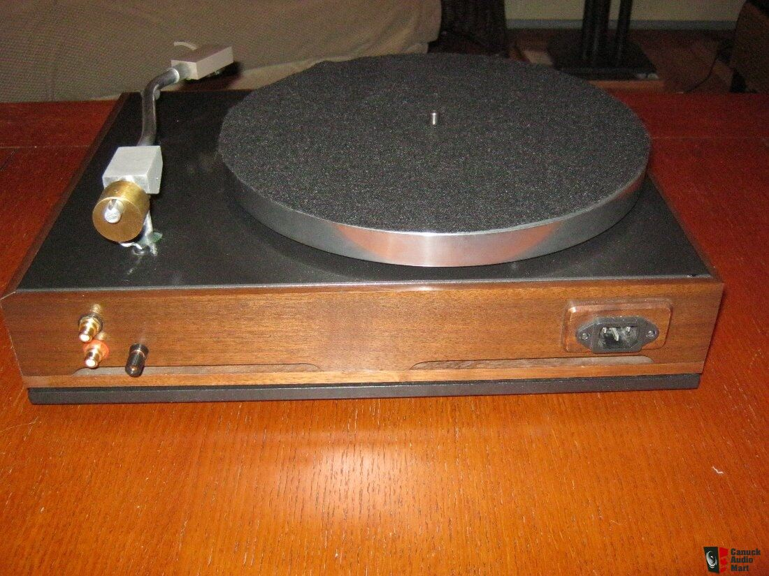 Acoustic Research AR XA Turntable Photo #1484830 - Canuck Audio Mart