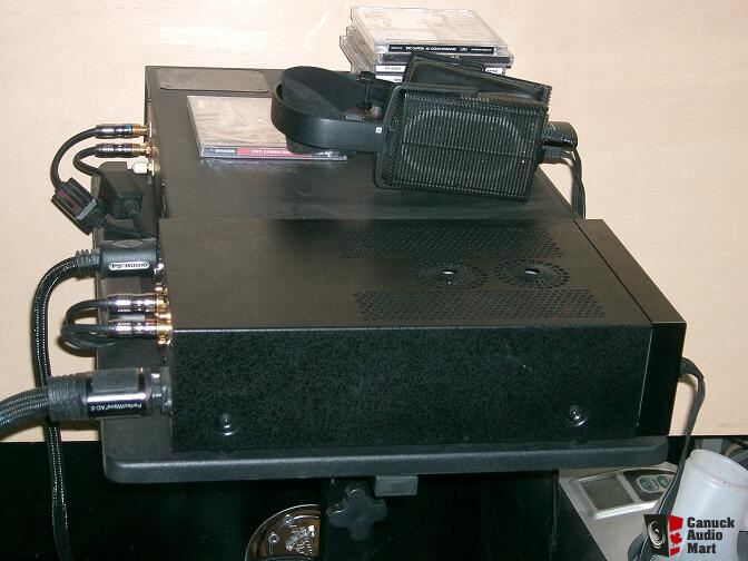 Stax SRM-006Tii Black/SR-407  (Amp sold to Khalid)