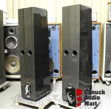Legacy Audio Quot Classic Hd Quot Speakers In Black Pearl Finish